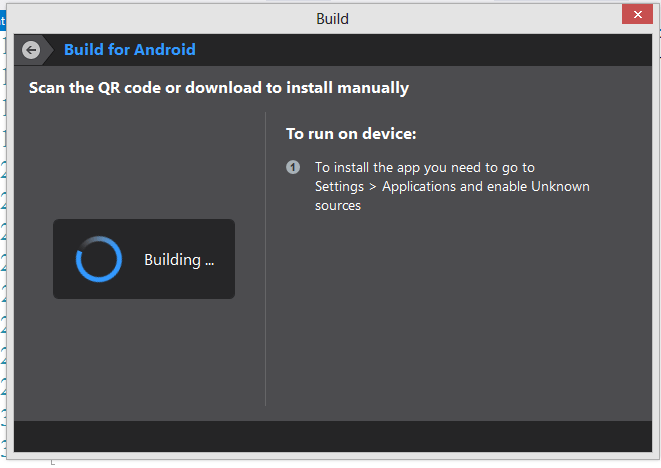 build-for-android