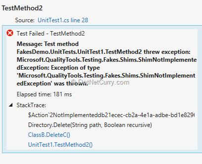 test-method-failed