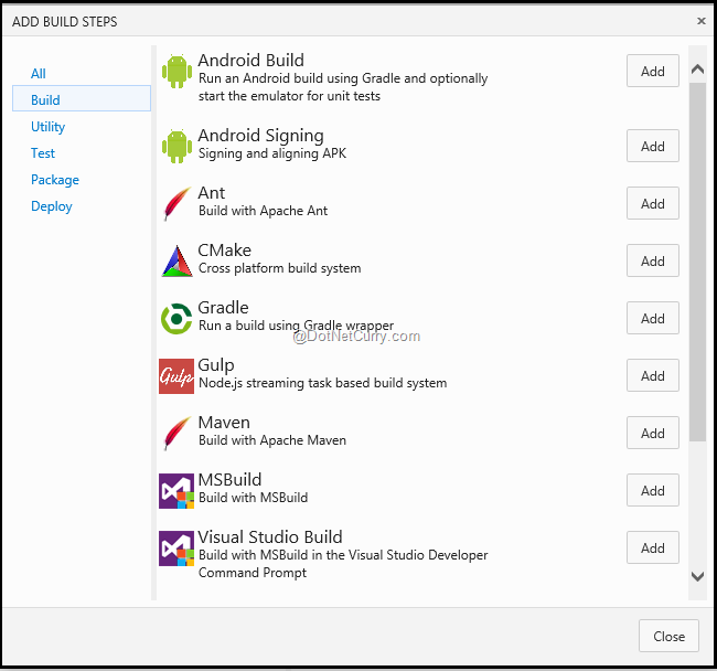 New Build Features in TFS 2015 and Visual Studio Online