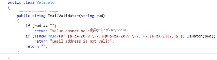 email-validator-method