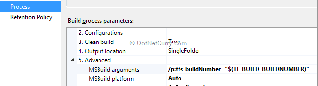 Using Environment Variables in Visual Studio 2013 and TFS