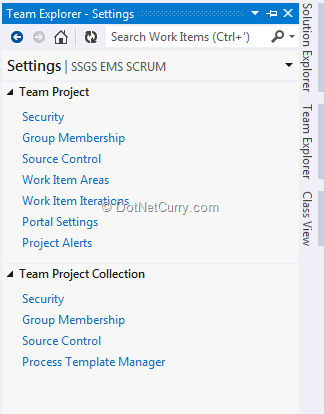 Using TFS 2012 and SCRUM for Iteration Capacity Planning for