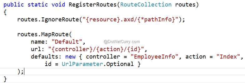 routing-code