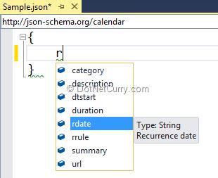 calendar-schema