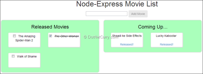 node-express-movie-list