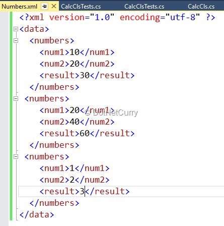 xml-data