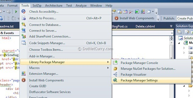 package-manager-settings