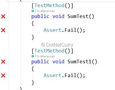 tests-failing
