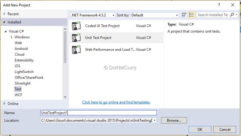 add-unit-test-project