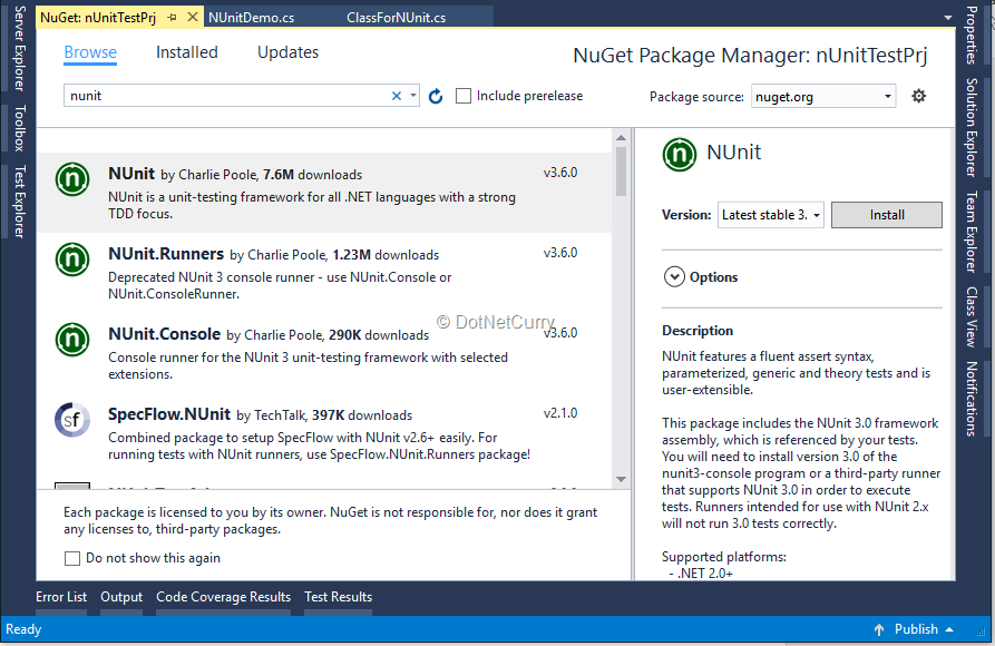 nuget-packages