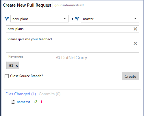 create-pull-request