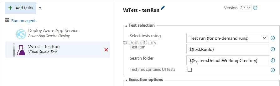 test-run-settings