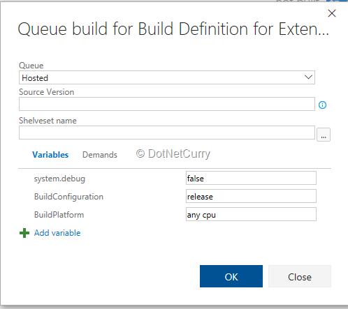 queue-build