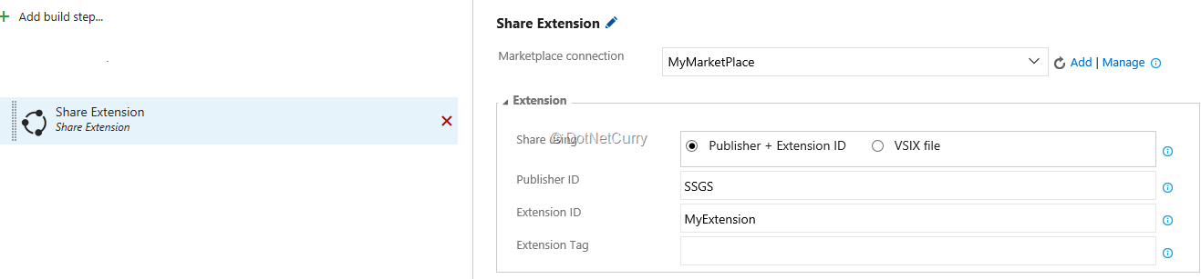 share-extension