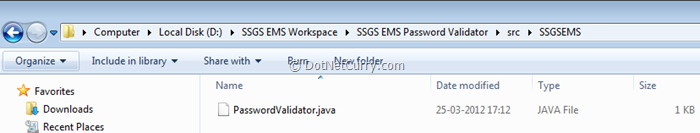 password-validator