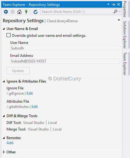 repository-settings