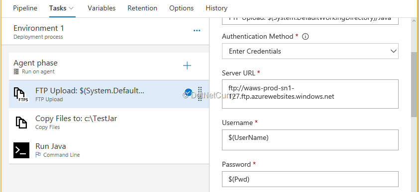 Continuous Testing of a Java Web App in VSTS using Selenium
