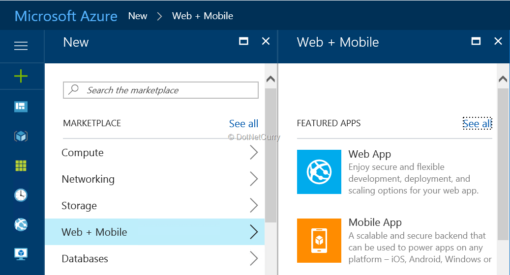 create-web-app-on-azure