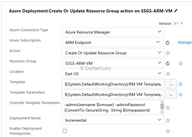 azure-resource-deployment-task