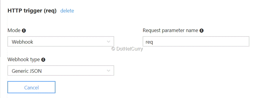 Service Hooks Integration with VSTS and Azure Function | DotNetCurry
