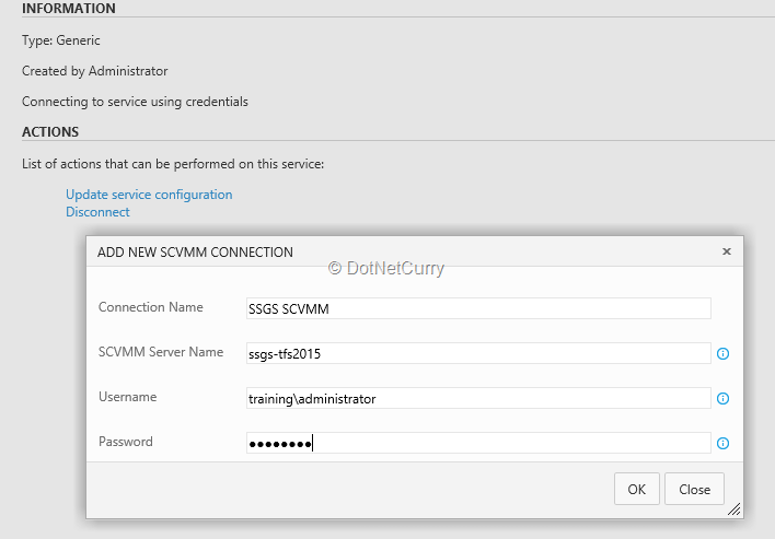 Create and Provision VM on premises using Release Management
