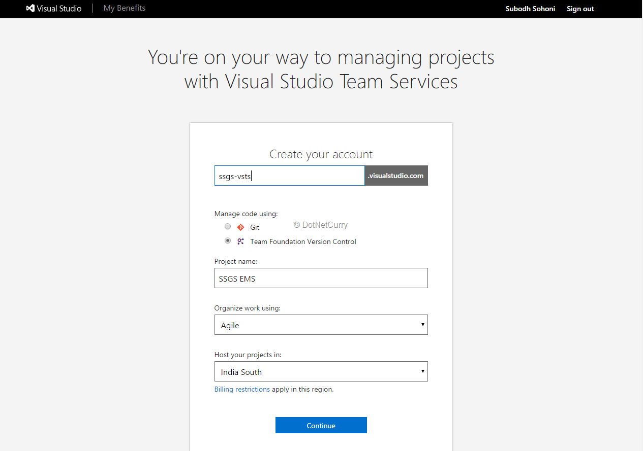 What is Visual Studio Team Services (VSTS) – Introduction