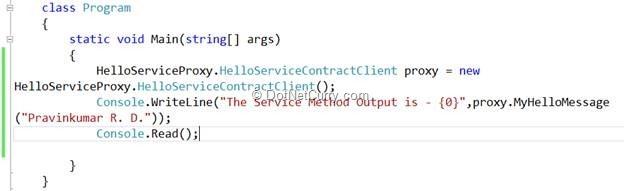 proxy-code