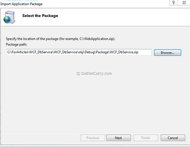 AppFabric Package