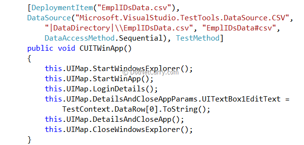 cuit-code-snippet csv
