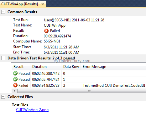 cuit-test-result csv