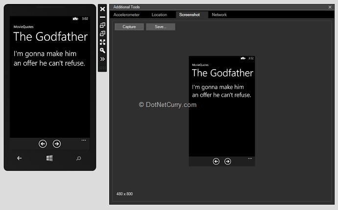 emulator-screenshots