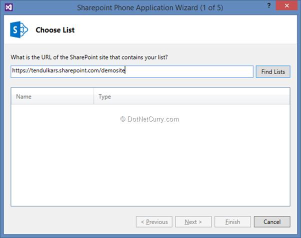 sharepoint app wizard