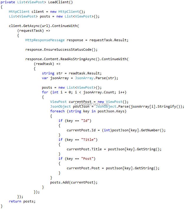 winRT-code