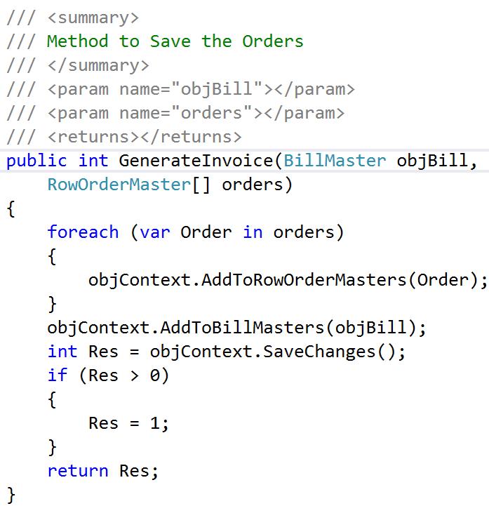 generate-invoice