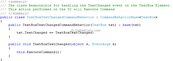 textbox-command-behavior