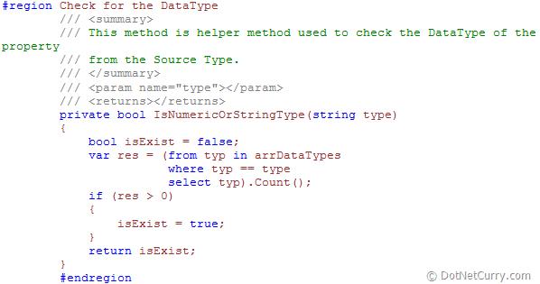 check-datatype