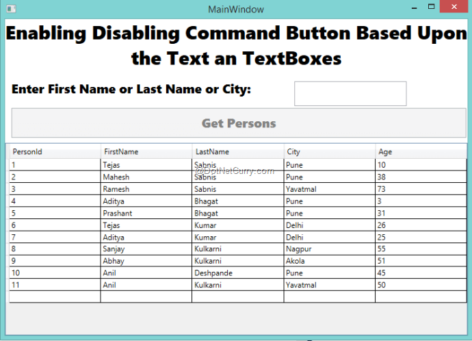 WPF Commanding: Enable Disable Button with Command Property
